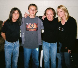 Jamey and ACDC
