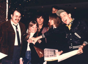 Susan and Cheap Trick
